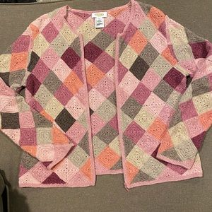 Talbots Knitted Sweater / Cardigan / Shaw